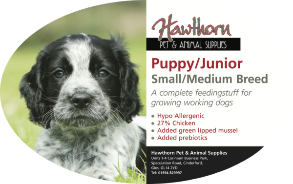 own label super premium hawthorn pet food supplies animal feed local cinderford dog super premium puppy