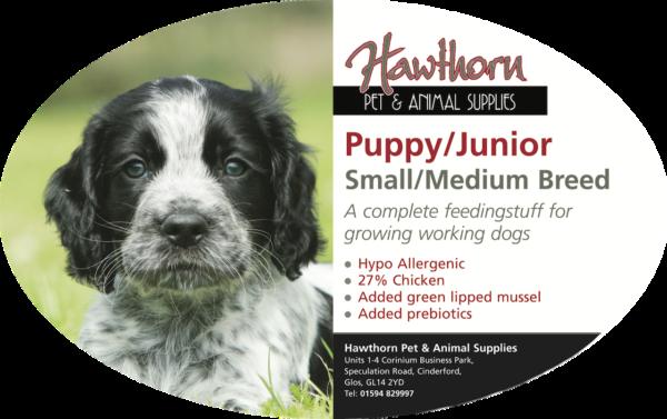 own label super premium hawthorn pet food supplies animal feed local cinderford dog super premium puppy