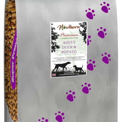 Grain Free Duck And Potato Dog Food no grains free hypoallergenic complete food formulated sensitive dogs