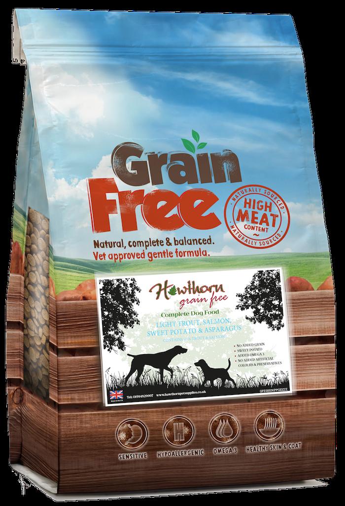 Grain free senior
