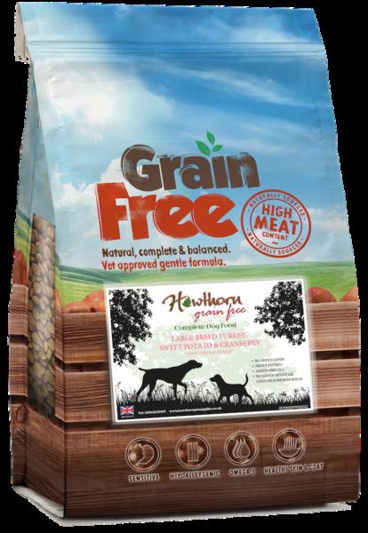 Grain Free Large Breed