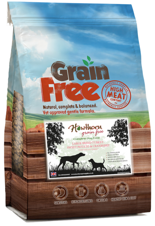 Grain Free Large Breed