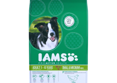 Iams Dog, Adult 12kg, £25.00