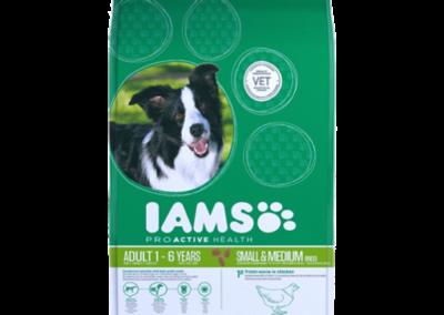 Iams Dog, Adult 12kg, £25.00