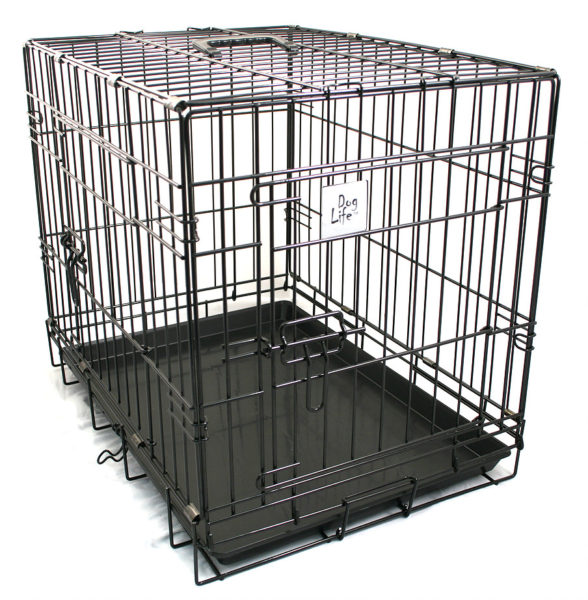 High-quality, durable and strong dog crate which is easy to clean and assemble. Available in a variety of sizes, perfect for any dog