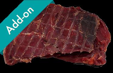 meaty jerky natural dog treats