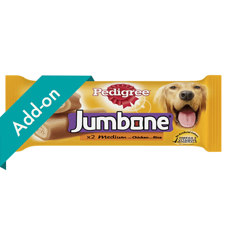 Pedigree Jumbone Medium Chicken