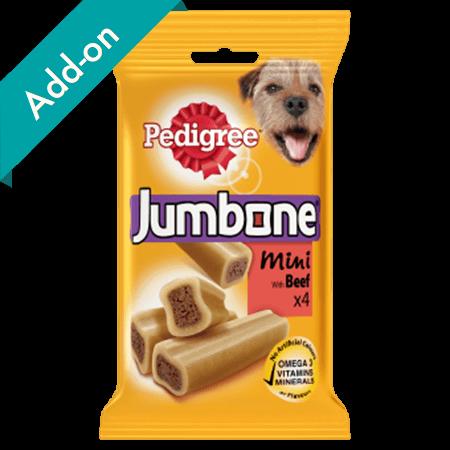 Pedigree Jumbone Mini Beef