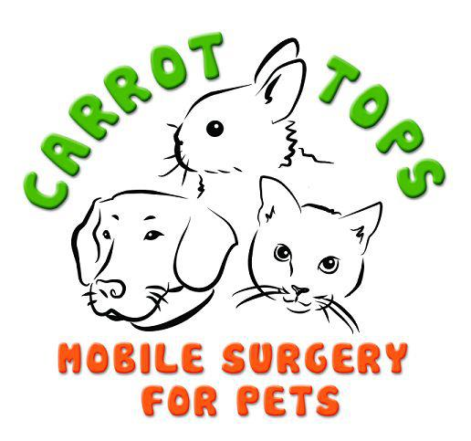 Carrot tops mobile vet veterinary surgery for pets linked with hawthorn pet and animal supplies
