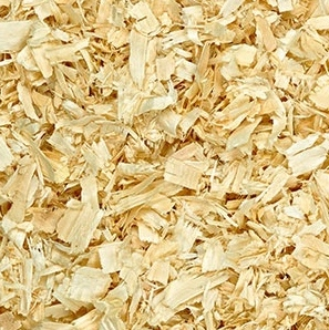 aw Jenkins small flake shavings shavings close up - bedding for animals