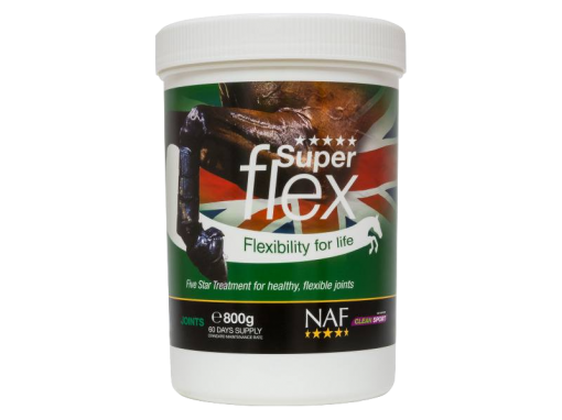 NAF Superflex five star horse and pony joint aid supplement 800g pack