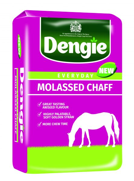 Dengie Everyday Molassed Chaff bale product shot