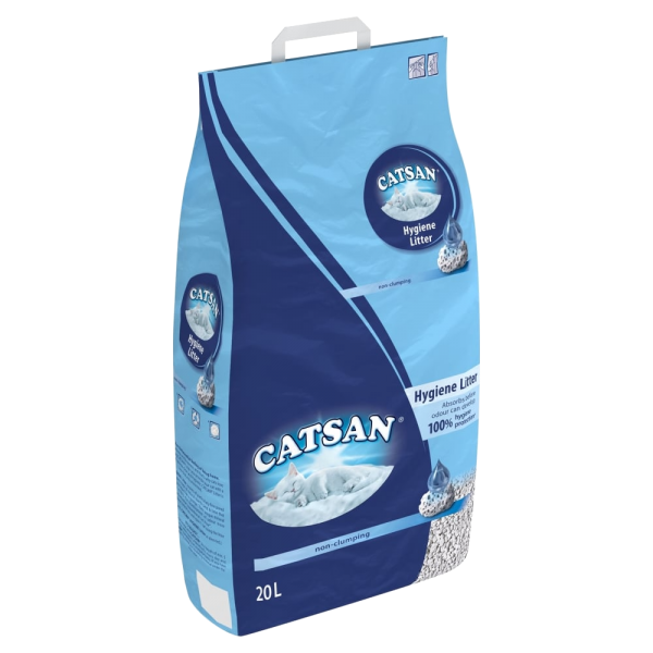 Catsan Hygiene Non-Clumping Cat Litter product shot