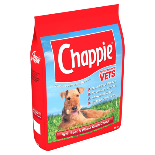 Chappie Complete Beef Adult Dog Food product shot