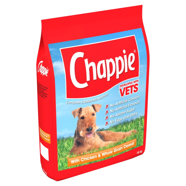 Chappie Complete Chicken Adult Dog Food product shot