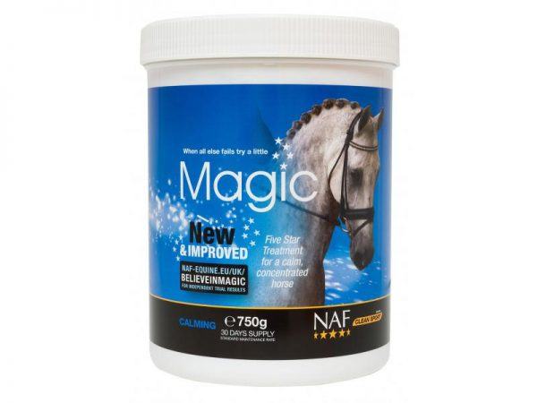 NAF magic 750g tub