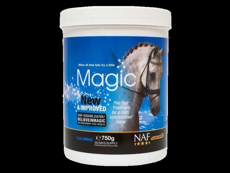 NAF magic 750g tub