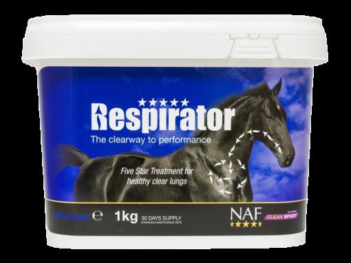 NAF Respirator 1Kg product shot