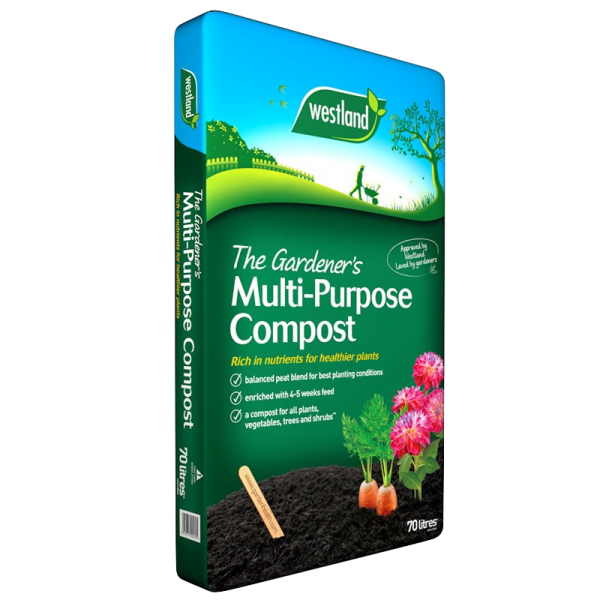 Westland Multi Purpose Compost 70 Litre Product image