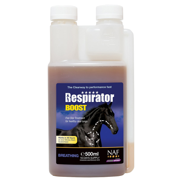 NAF Respirator Boost 500 ml bottle product image