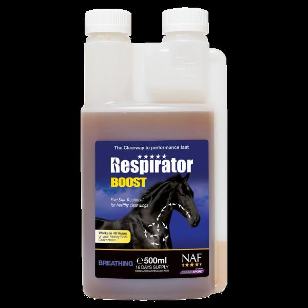 NAF Respirator Boost 500 ml bottle product image