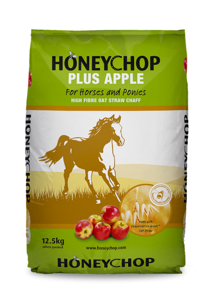 Honeychop Plus Apple product shot