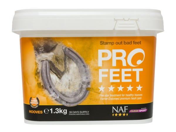 NAF Pro Feet Powder Product Image