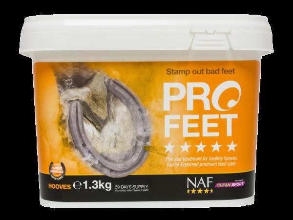 NAF Pro Feet Powder Product Image