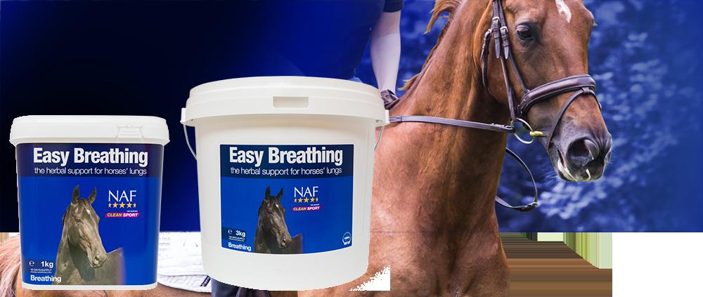 NAF Easy Breathing Banner
