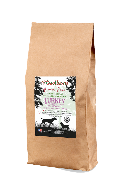 Small Breed Puppy Food - Turkey with Duck and Sweet Potato Product Image