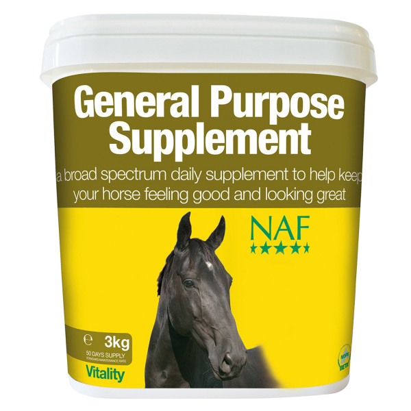 NAF General Purpose Supplement Product Image