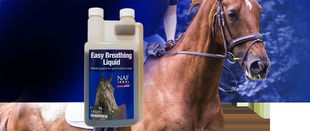 NAF Easy Beathing Liquid Banner