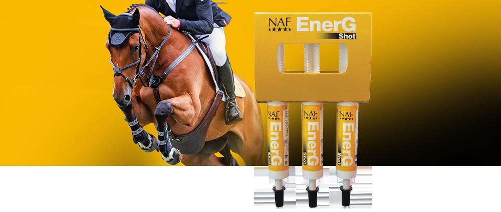 NAF EnerG Shot banner