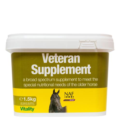 NAF Veteran Supplement Product Image