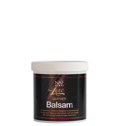 NAF Sheer Luxe Leather Balsam Product Image