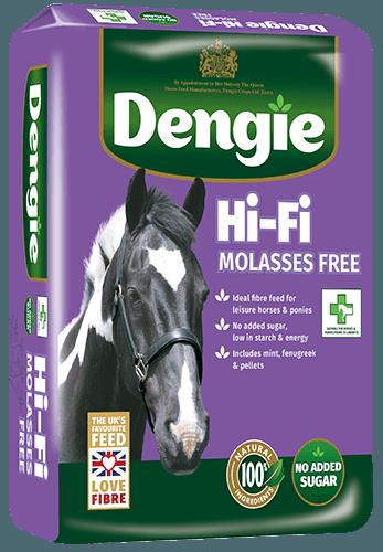 Dengie Hi-Fi Molasses Free Product Image