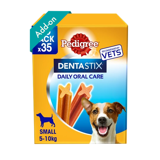 Pedigree DentaStix Small Dog 35 Sticks Product Image