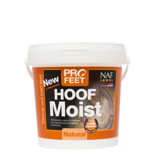 NAF Pro Feet Hoof Moist Natural Product Image